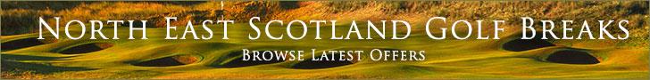 Golf Break Aberdeenshire