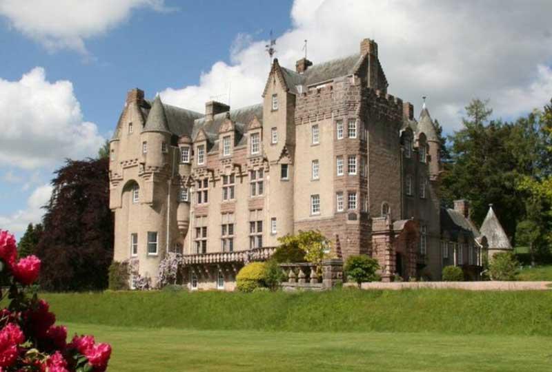 Kincardine Castle