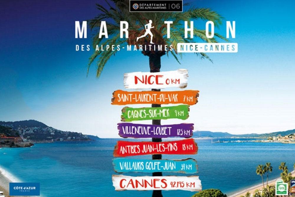 Alpes-Maritimes Marathon