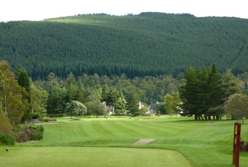 Ballater & Braemar Golf Break