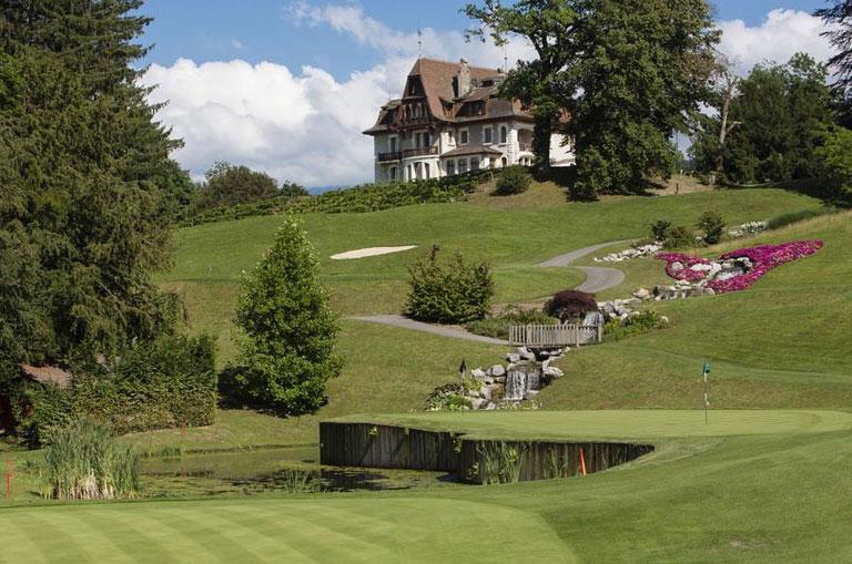 Manoir du Golf Golf Break