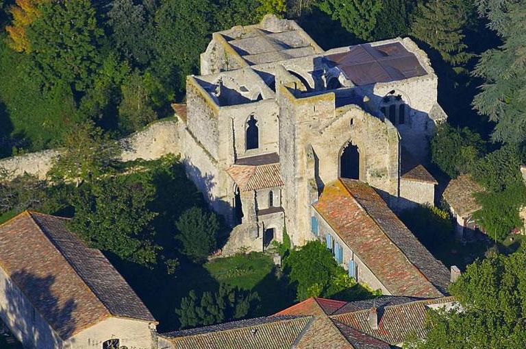 Villelongue Abbey