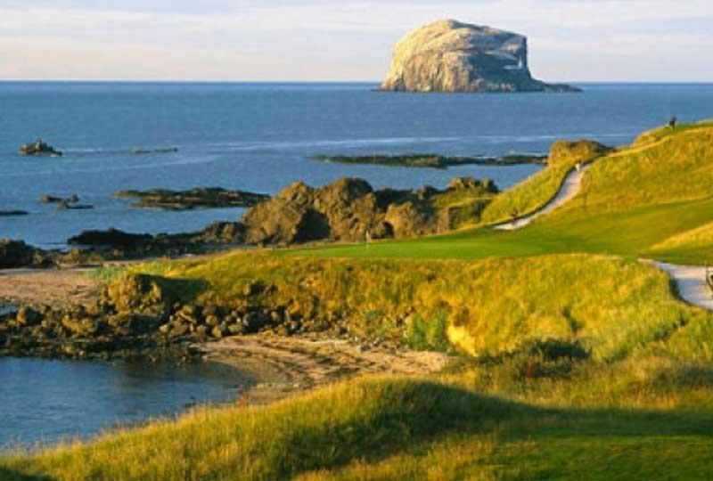 East Lothian Golf Break
