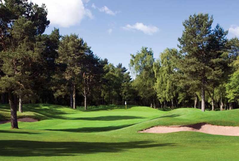 Newmachar Swailend Golf Club