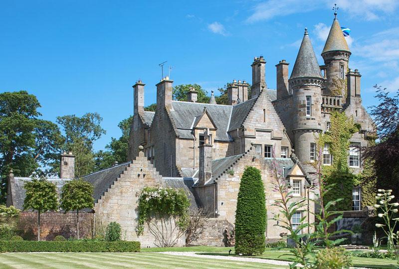 Castle Stays Scotland