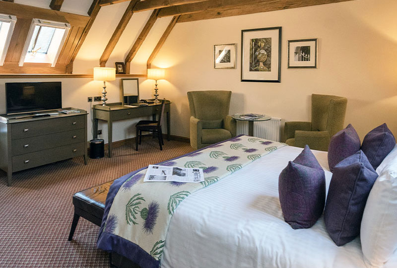 Stables Retreat Package