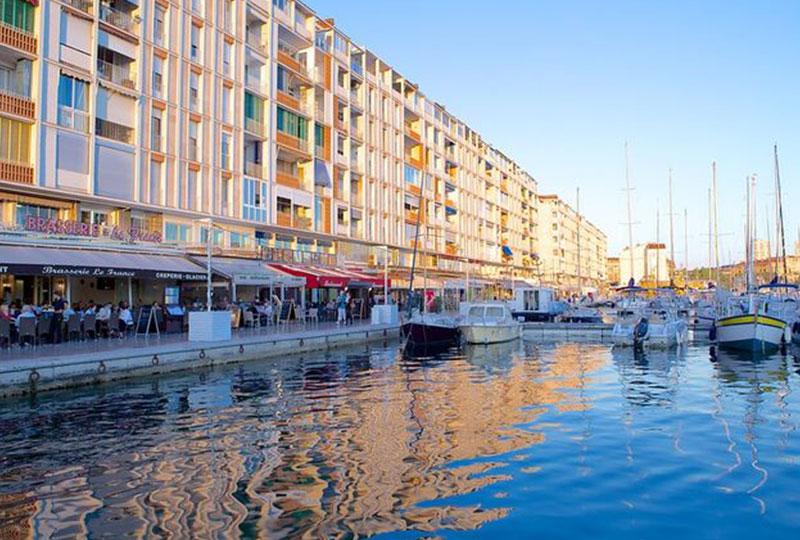 Monaco to Toulon