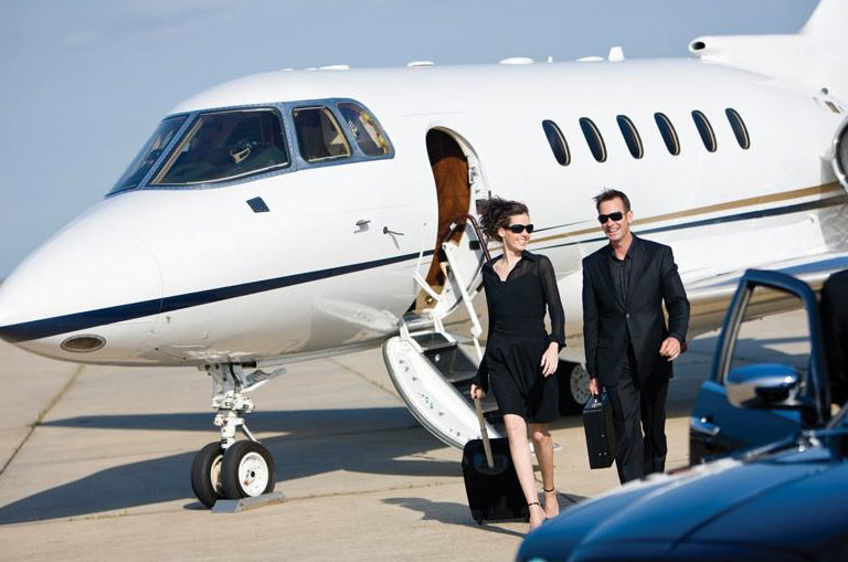 Wine Tour by Private Jet