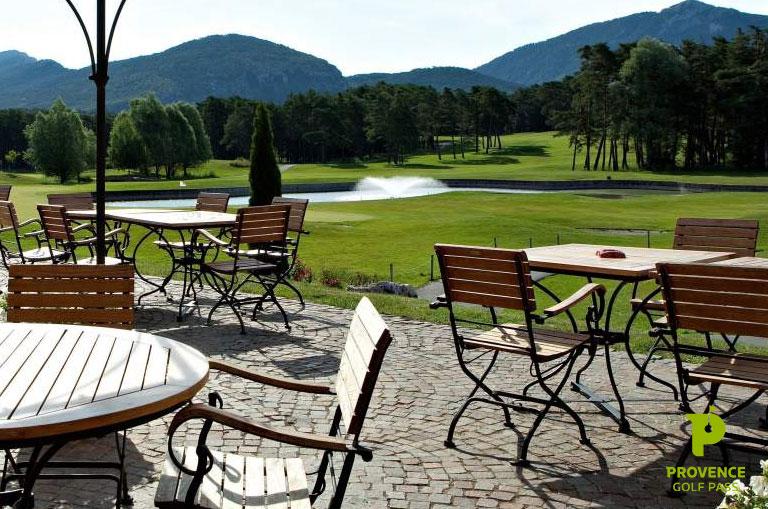 Château Taulane Golf Break