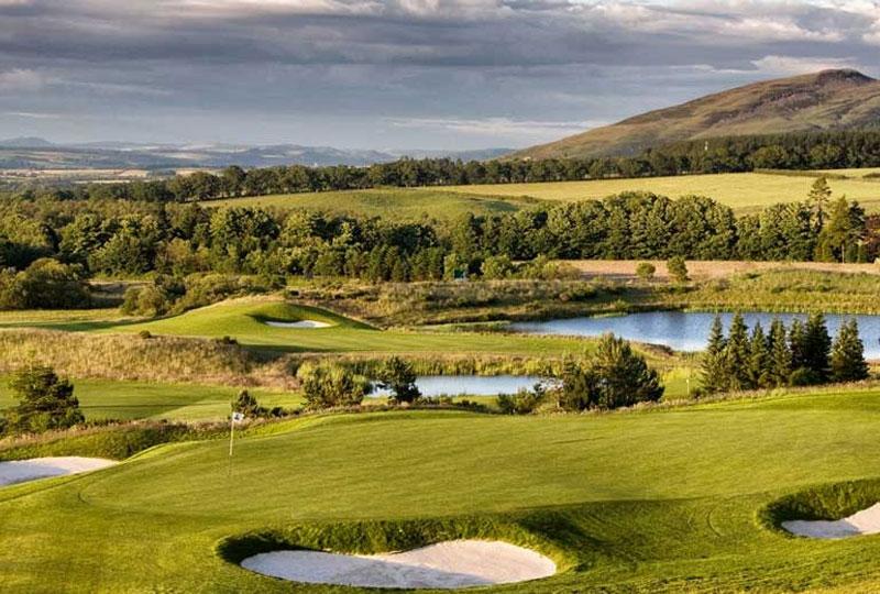 Gleneagles Golf Break