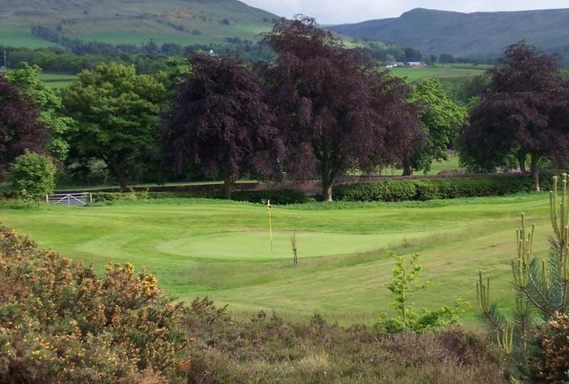 Gleneagles & Auchterarder Golf Break