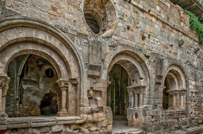 Alet-les-Bains Abbey