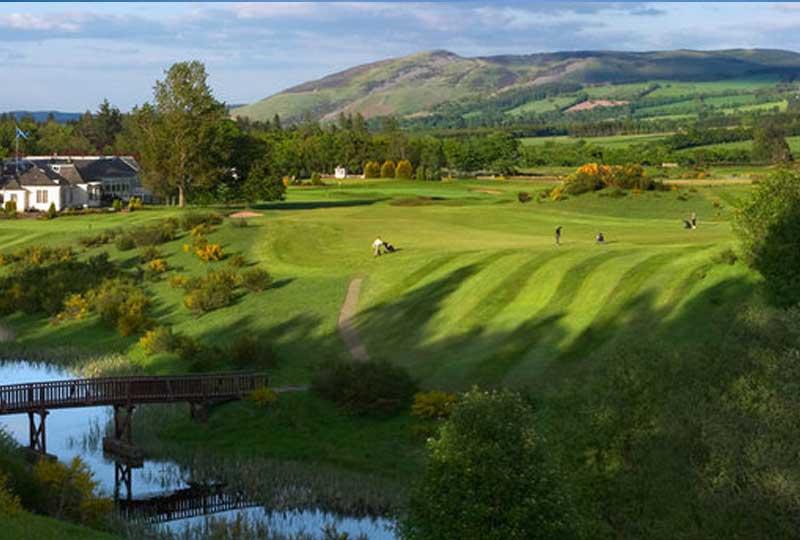 Gleneagles Self-Catering Golf Break