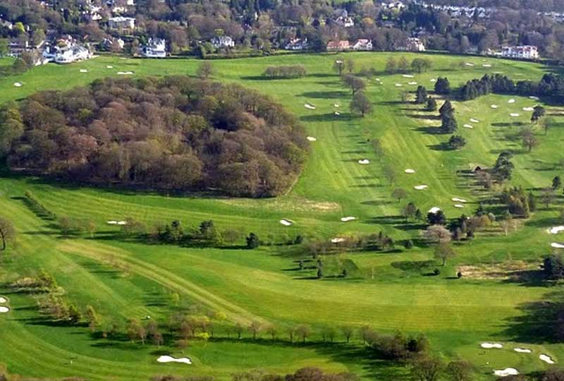 Edinburgh City Golf Break