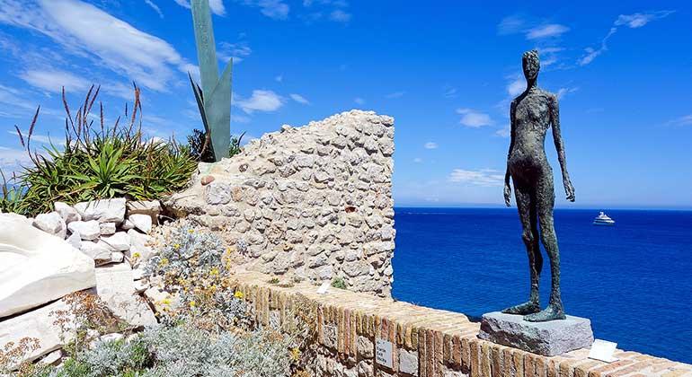French Riviera, Antibes