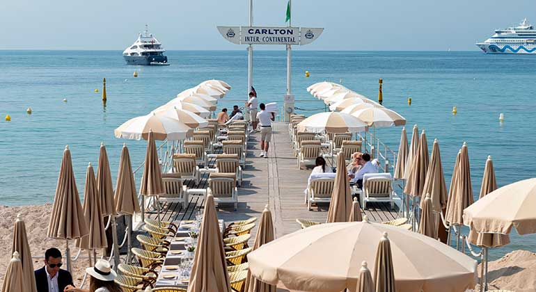 French Riviera, Cannes