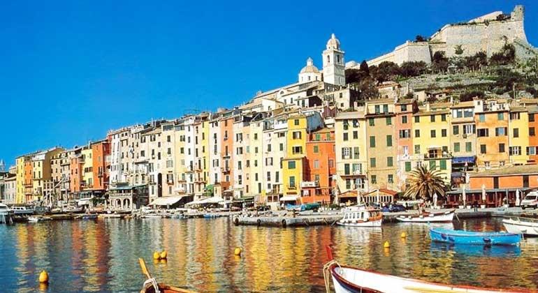 Italian Riviera, La Spezia