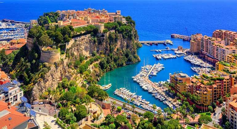 French Riviera, Monaco