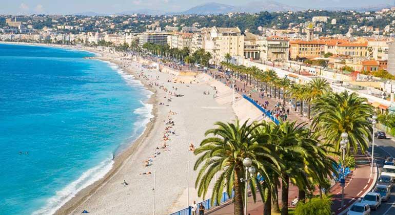French Riviera, Nice
