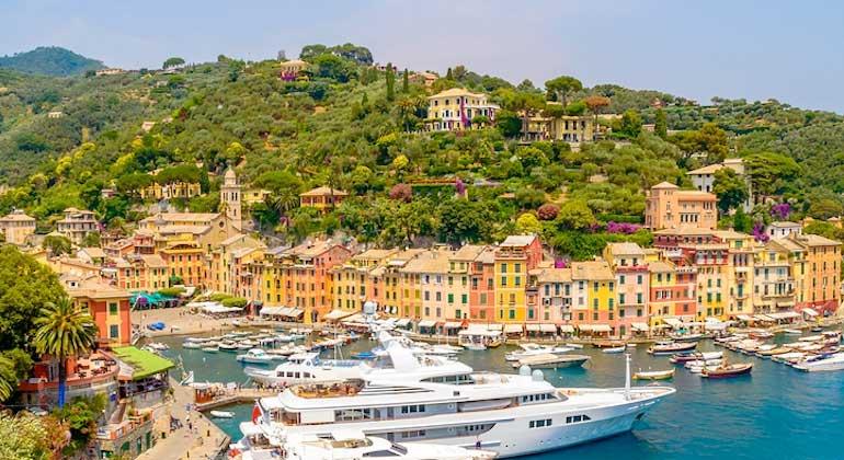 Italian Riviera, Portifino