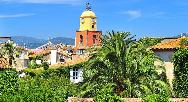 French Riviera, Saint Tropez