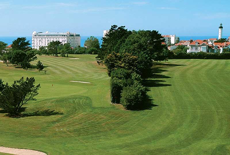 Golf Tours France