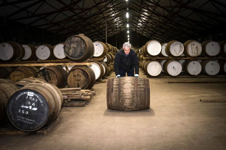 Castle Stay and  Distillery Tour