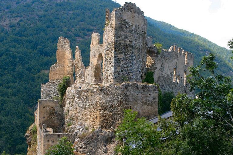 Usson Castle