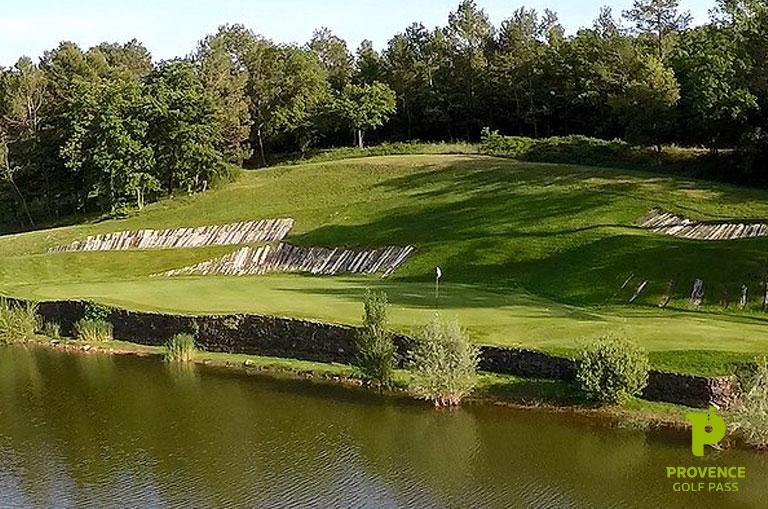 Barbaroux Golf Break