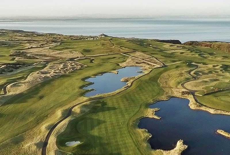 Fairmont Golf Break