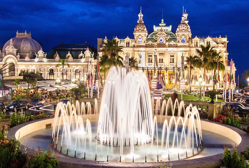 Monaco to Monaco