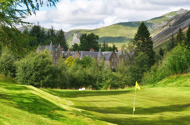 Castle Stay and Golf Break