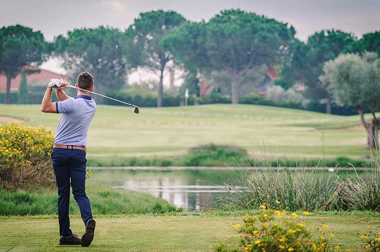 Peralada Golf Improvement